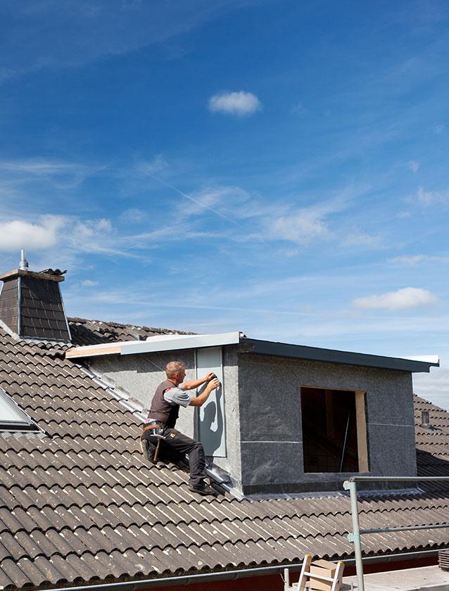 dachgauben muenchen dachdecker - Dachgauben in München