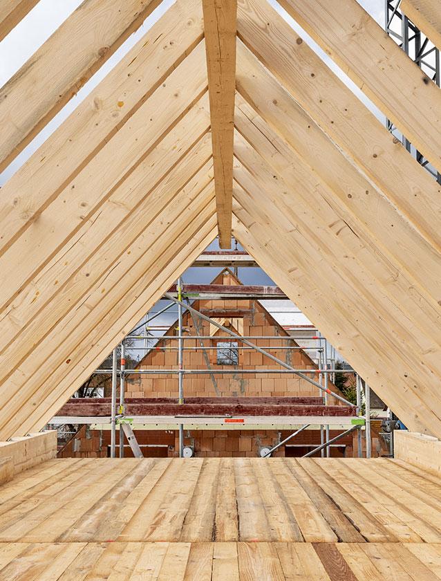 dachstuhl muenchen zimmerarbeiten 01 - Dachstühle München