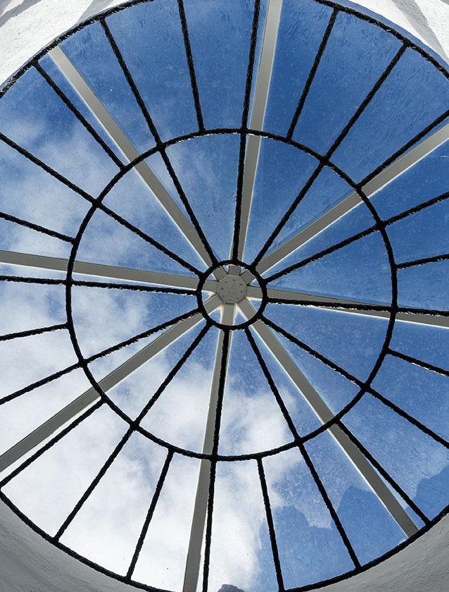 glaskuppeln muenchen dachfenster 01 - Glaskuppel München